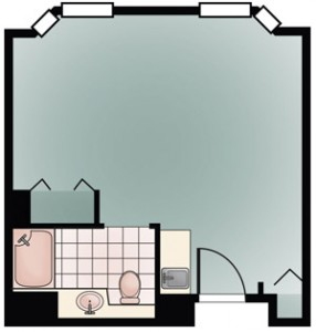Herrick House Gloucester Apartment Floor Plan