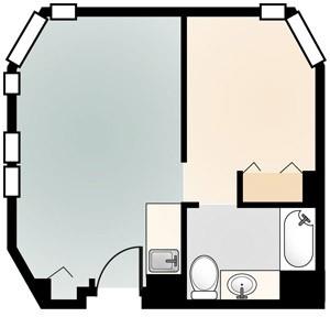 Herrick House Manchester Apartment Floor Plan