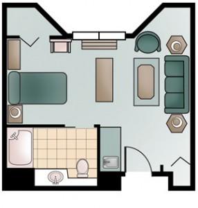 Herrick House Wenham Apartment Floor Plan